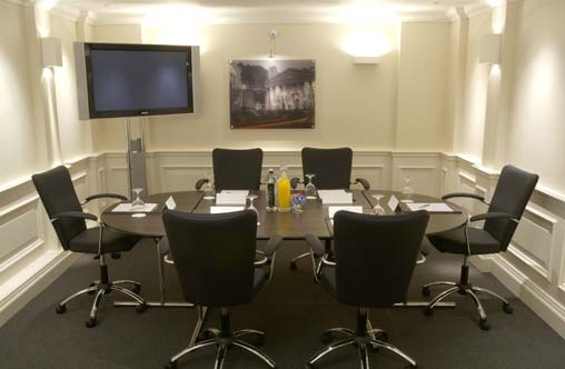 The Marlowe Suite boardroom