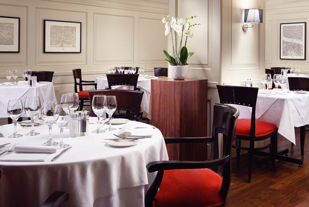 Smart dining at the Londonium Restaurant