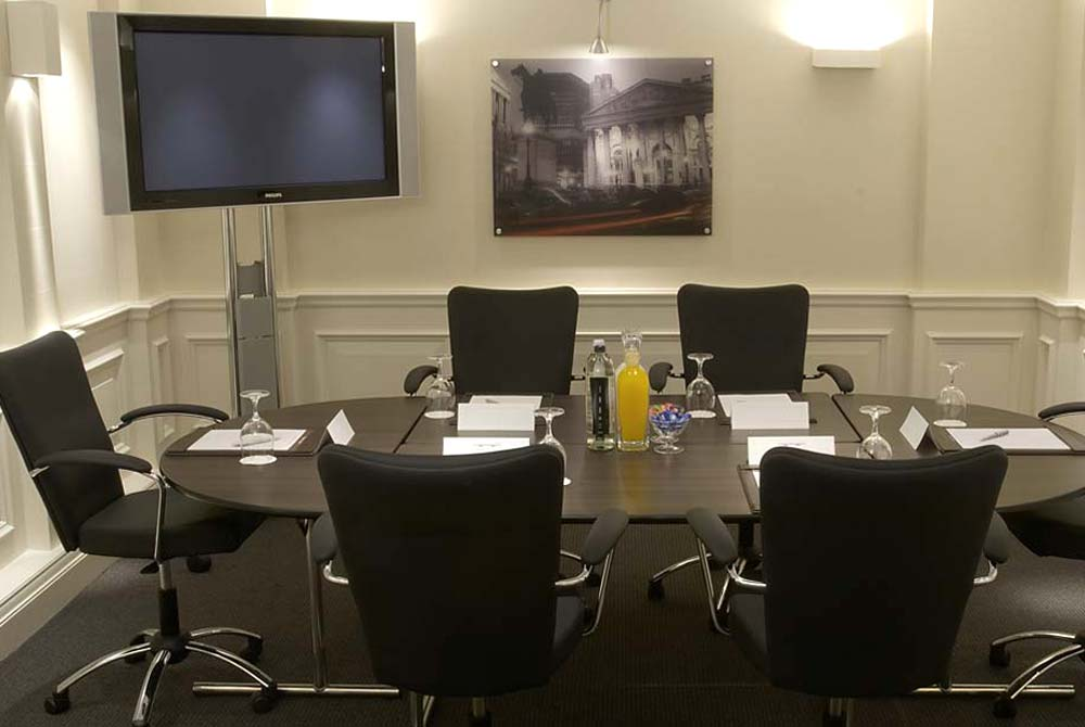 The Marlowe Suite as a venue for small meetings